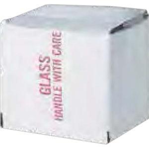Individual white mailer packaging