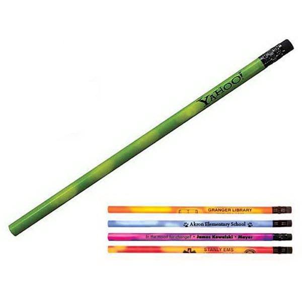 Pencil that changes color
