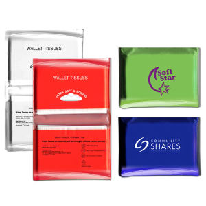 Promotional Tissues/Towelettes-43930