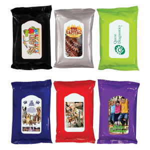 Promotional Tissues/Towelettes-80-43900