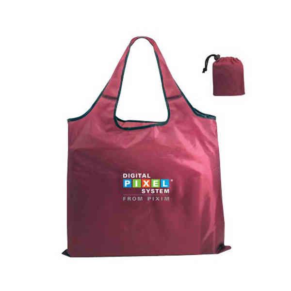 Fold-away carry all bag,