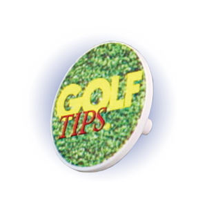 Economical plastic Ball marker,