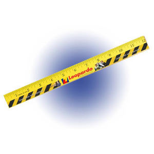 Promotional Rulers/Yardsticks, Measuring-80-95412