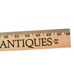 Promotional Rulers/Yardsticks, Measuring-90111