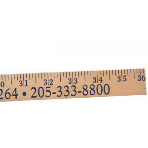 Promotional Rulers/Yardsticks, Measuring-92777