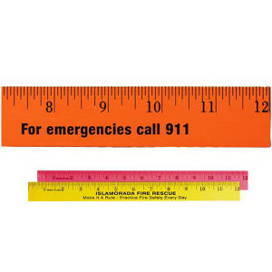 Promotional Rulers/Yardsticks, Measuring-94412