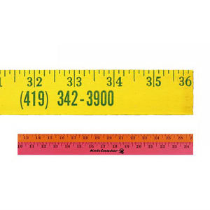 Promotional Rulers/Yardsticks, Measuring-94555