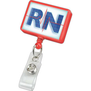 Promotional Retractable Badge Holders-