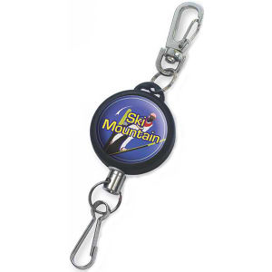 Promotional Retractable Badge Holders-750-I
