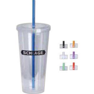 Promotional Drinking Glasses-IMC-TM312BL