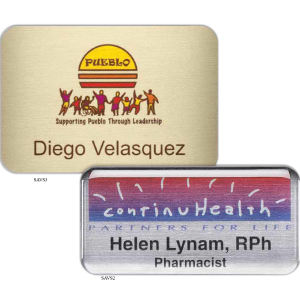Promotional Name Badges-SAVS3