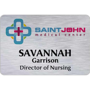 Promotional Name Badges-SAV09