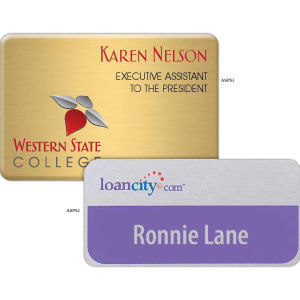Promotional Name Badges-ASPS2