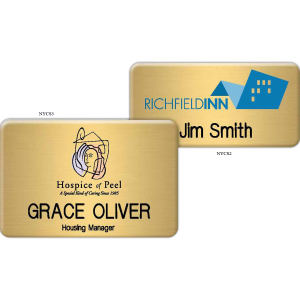 Promotional Name Badges-NYCS2