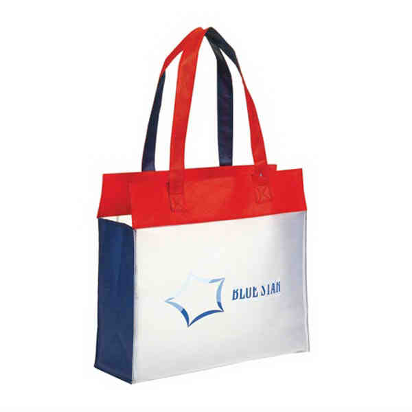 Eco-Frosted tote bag with