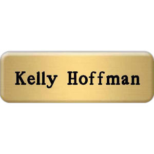 Promotional Name Badges-LA03M