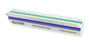 Promotional Rulers/Yardsticks, Measuring-3056