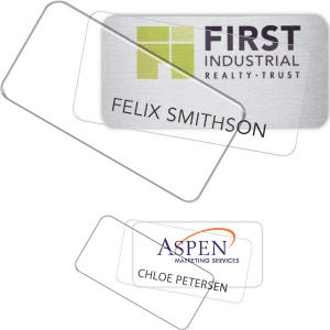 Promotional Name Badges-CLKS2