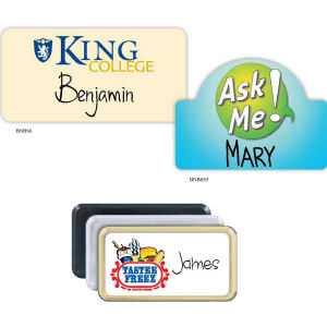 Promotional Name Badges-BNBS6