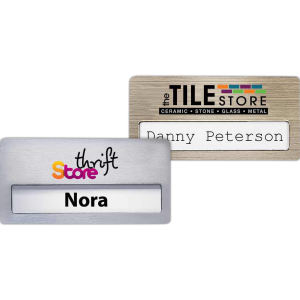 Promotional Name Badges-ATV05
