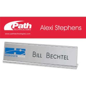 Promotional Nameplates-DP208P