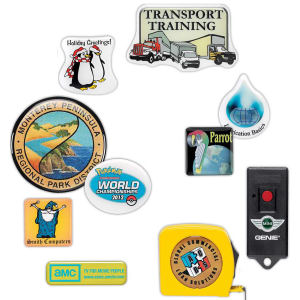 Promotional Labels, Decals, Stickers-DEC10FC