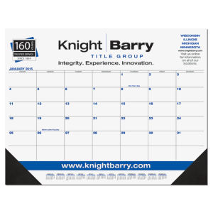 Promotional Calendar Pads-DDP3A