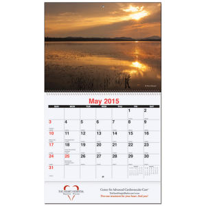 Promotional Wall Calendars-MW110
