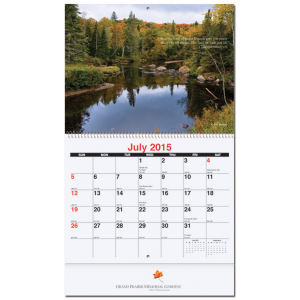 Promotional Wall Calendars-MW111