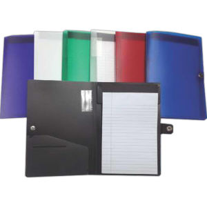 Junior snap pad folio.