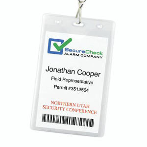 Promotional Badge Holders-506-456