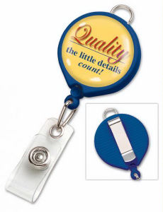 Promotional Badge Holders-