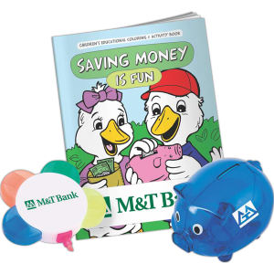 Promotional Coloring Books-CP1014