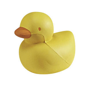 Rubber Ducky shaped stress