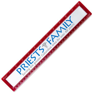 Promotional Rulers/Yardsticks, Measuring-QP-312