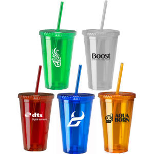 Promotional Drinking Glasses-DRK640-E