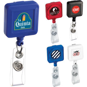 Promotional Retractable Badge Holders-SM-2381