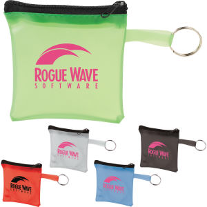 Promotional Vinyl ID Pouch/Holders-SM-3811