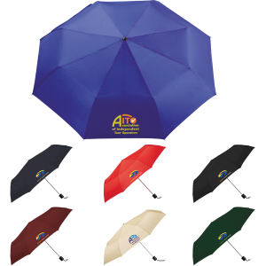 Promotional Folding Umbrellas-SM-9541