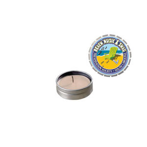Promotional Beauty Aids-STC03SI-CANDLE