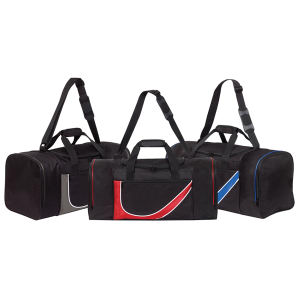 Promotional Gym/Sports Bags-DUFFEL E170