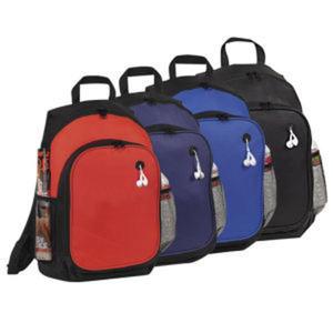 Promotional Backpacks-BACKPACK E175
