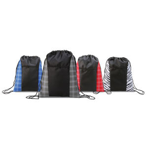 Promotional Drawstring Bags-BACKPACK E182