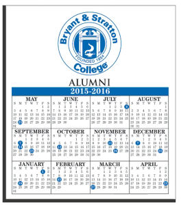 Promotional Wall Calendars-W-122