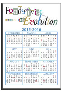 Promotional Wall Calendars-W-274