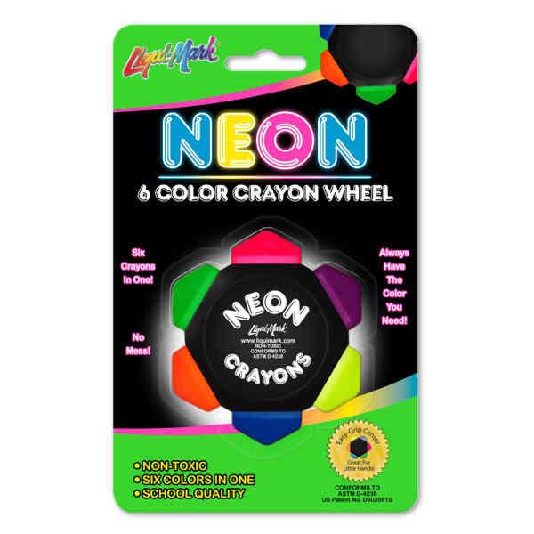 1 Pack Neon Crayo-Craze