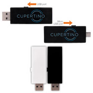 Promotional USB Memory Drives-Cupertino512MB