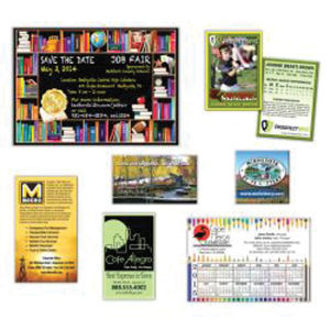 Promotional Sign & Auto Magnets-CF15S