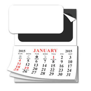 Promotional Magnetic Calendars-CPPSA2