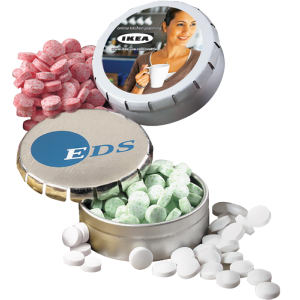 Promotional Mints & Mint Tins-SBF520-E